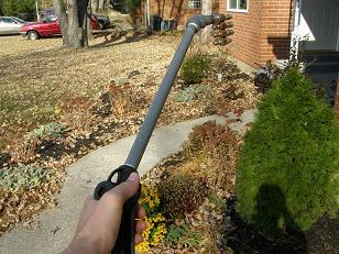 Roof Cleaning Wand
